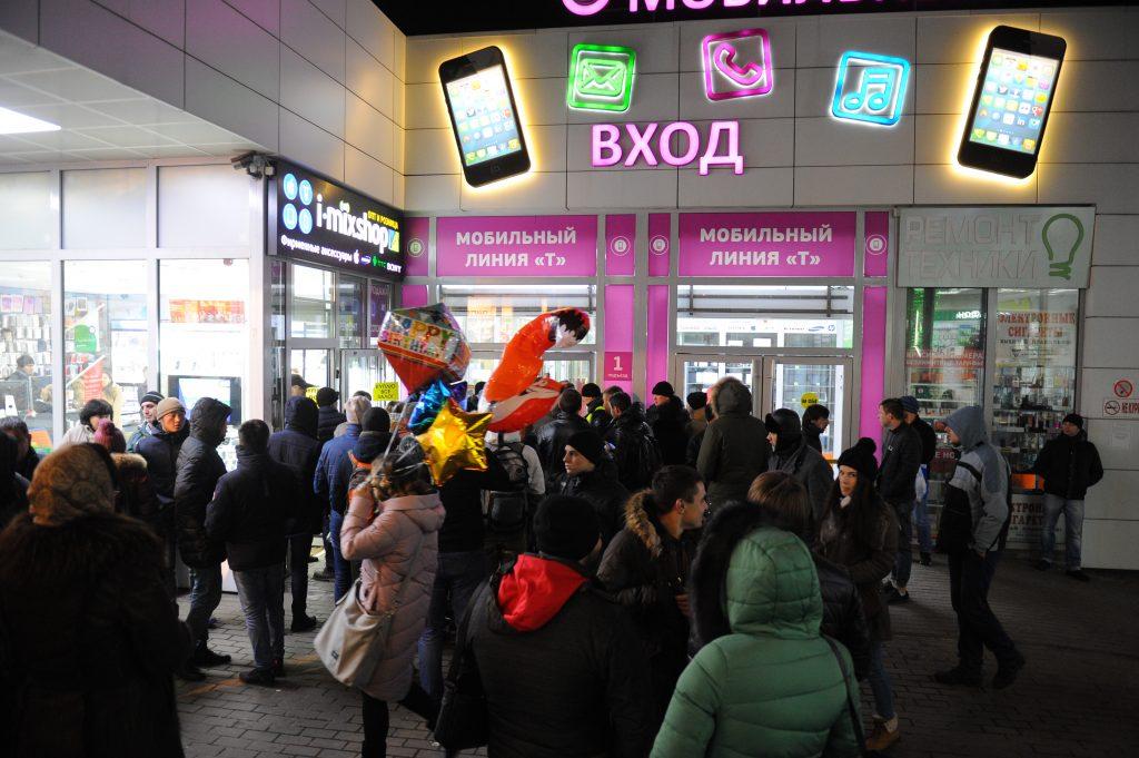 Спасатели эвакуировали шесть торговых центров Москвы