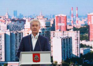 Сергей Собянин сообщил о росте заработной платы в Москве