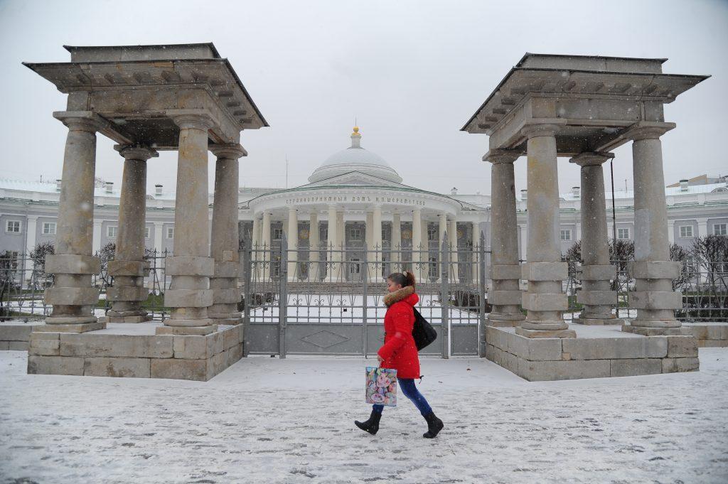 Первый день зимы станет самым жарким на неделе в Москве