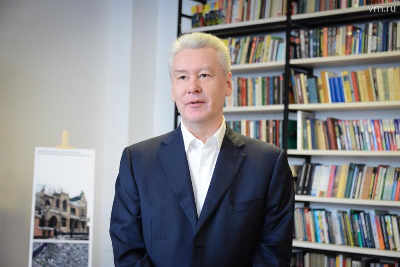 Сергей Собянин призвал жителей Москвы принять участие в голосовании за лучший книжный магазин