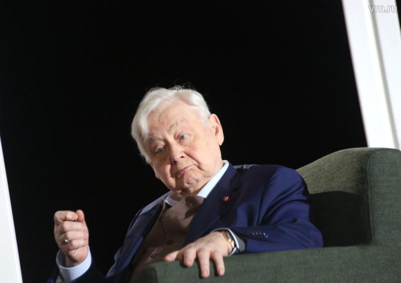 Олега Табакова срочно госпитализировали в столичную больницу