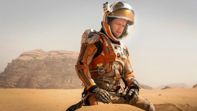 Проект первого марсианского города представили в США
