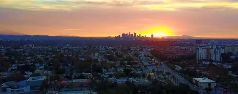 Ученые заявили о последствиях ядерного удара по Лос-Анджелесу