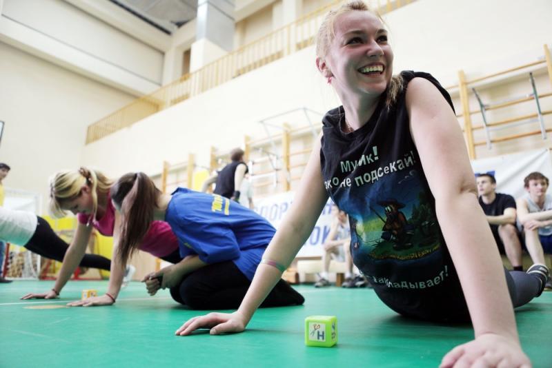 Юные спортсмены Вороновского выиграли «Президентские состязания»