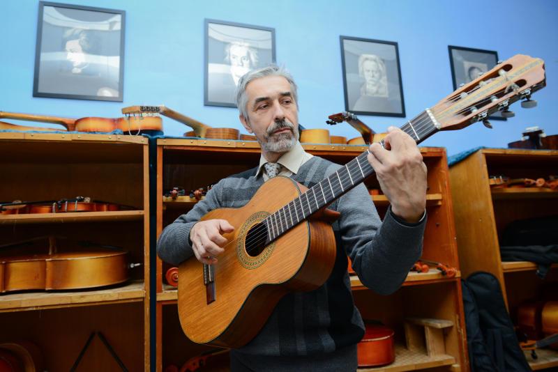 Бардовские песни исполнят в поселении Щаповское