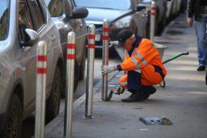 Парковочные карманы обустроят в Кленовском. Фото: архив, «Вечерняя Москва»