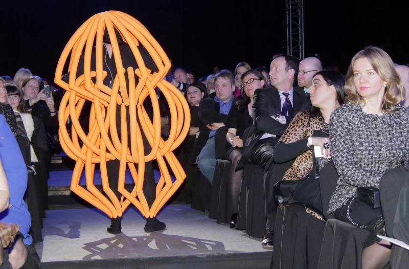 Премия «Золотой луч» в девятый раз прошла в Москве