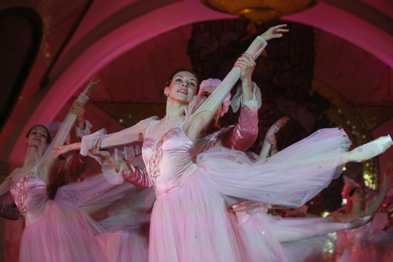 Жители Сосенского увидят балет «Дюймовочка»