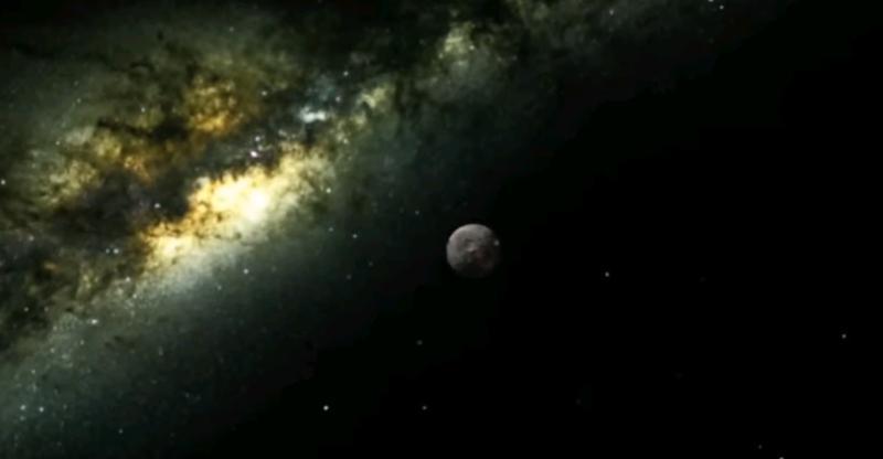 Астрономы: Астероид-сигара впервые обнаружен в Солнечной системе