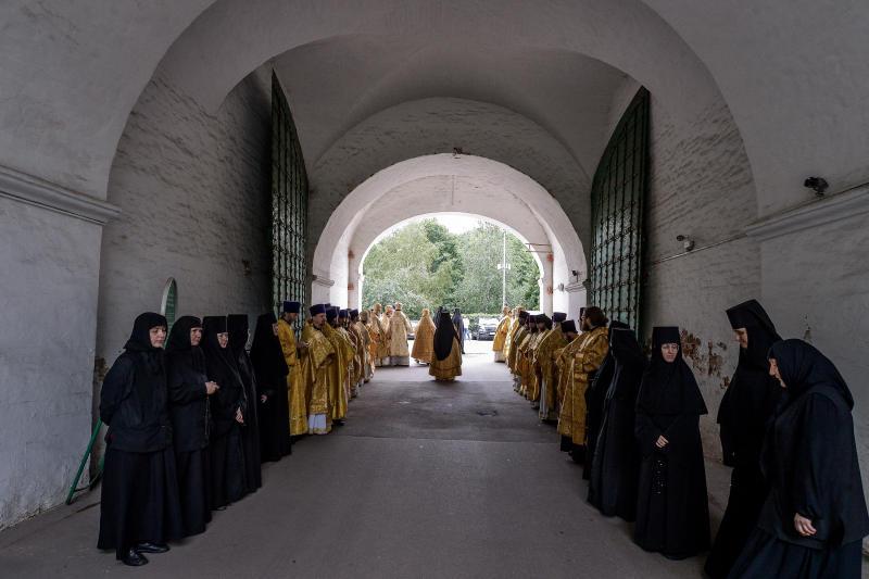 Священнослужители Щаповского приняли участие в благотворительной акции