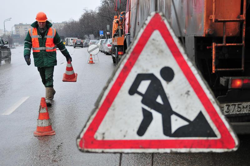 Участок улицы Горького в поселении Кокошкино станет односторонним