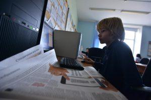 """Создание виртуального музея для школьников обсудили в Вороновском. Фото: архив, """"Вечерняя Москва"""""""