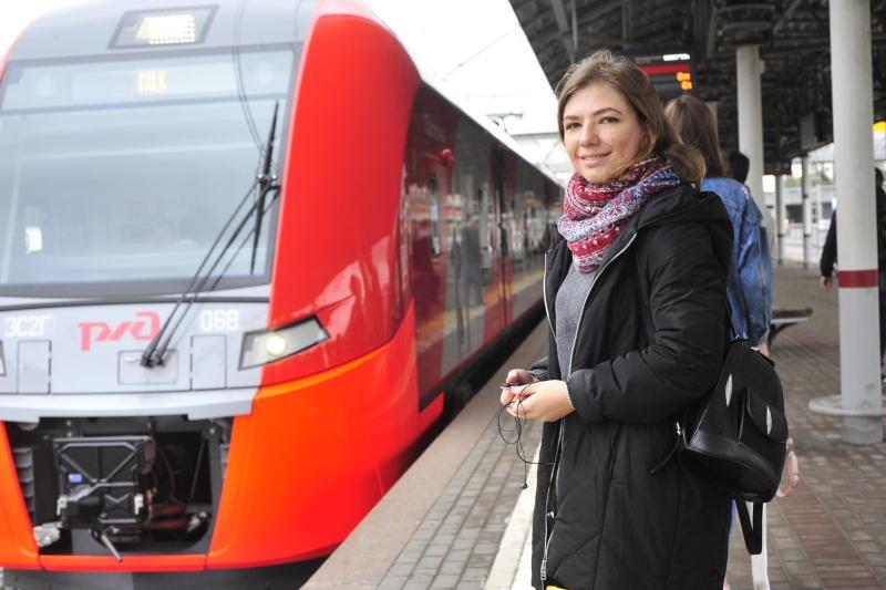 В День народного единства «Ласточки» перевезли 270 тысяч пассажиров МЦК
