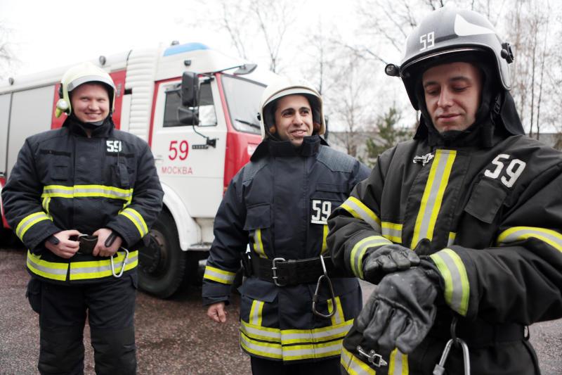 Четыре пожарных депо откроют в Новой Москве до конца 2017 года