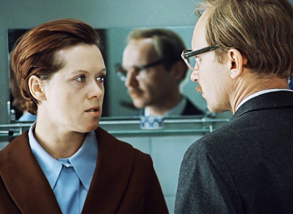 Одной из самых знаковых работ мэтра признан «Служебный роман». Фото: скриншот «Служебный роман», YouTube