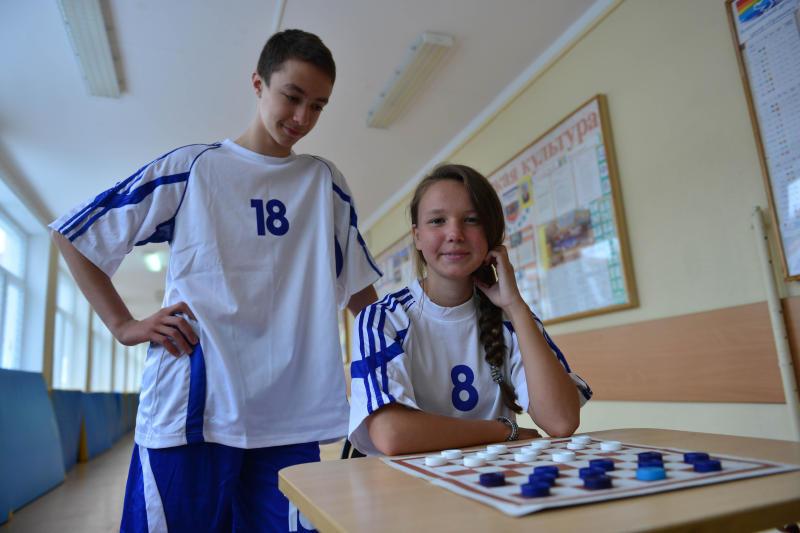 Лучшего юного шашиста Новой Москвы определят на чемпионате в Марушкинском