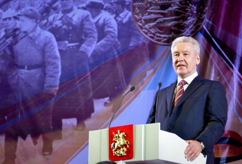Собянин вручил первые свидетельства о присвоении статуса «Московский врач»