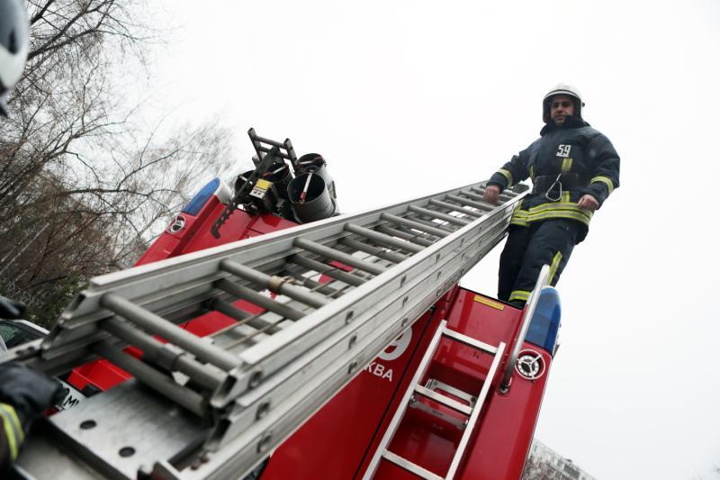 Пожарное депо откроют в Вороновском