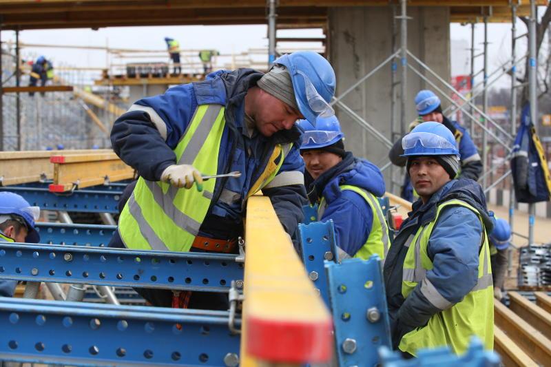 Строительство четырех жилых домов планируют возобновить в Воскресенском