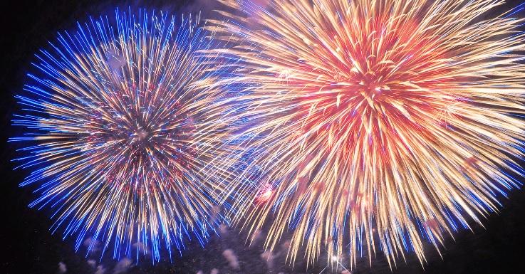 На Новый год Москва запустит свыше 100 тысяч фейерверков