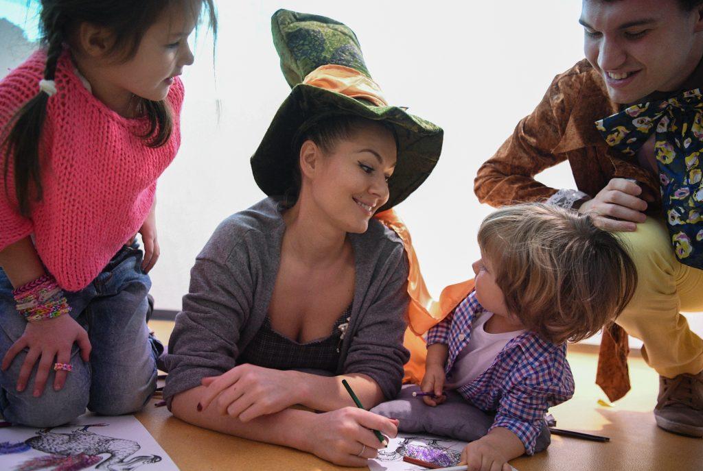 Семейная магия и никаких коньков