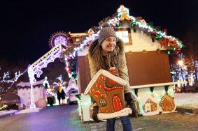 К фестивалю«Путешествие в Рождество»в Москве откроют свыше 320 павильонов