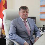 Глава администрации поселения Кленовское Алаудин Чигаев