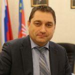 Глава администрации поселения Мосрентген Евгений Ермаков
