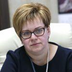 Глава администрации поселения Краснопахорское Наталья Парфенова