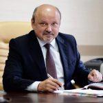 Глава городского округа Троицк Владимир Дудочкин