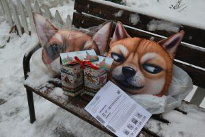 24 декабря 2017 года. Первомайское. Подарки для новогодних двойняшек-именинников. Фото: Виктор Хабаров