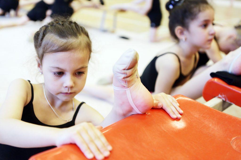Турнир по художественной гимнастике «Снежная королева» пройдет в Щербинке