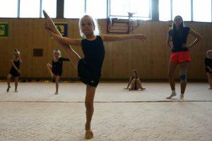 Сосенский центр спорта стал лучшей физкультурной организацией 2017 года. Фото: Анна Иванцова