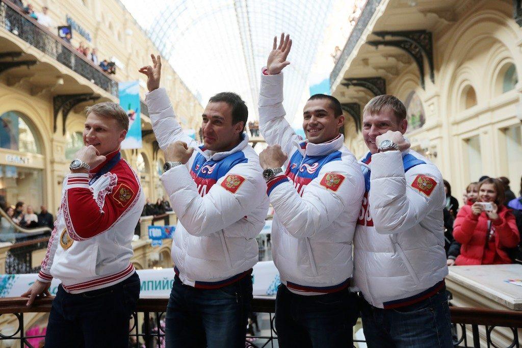 Спортсмены из России выступят под олимпийским флагом