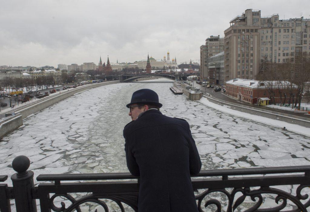 В среду Москве пообещали скачок атмосферного давления