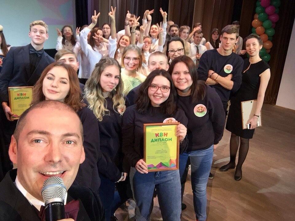 Финальный этап игр «Клуба веселых и находчивых» прошел в Новой Москве