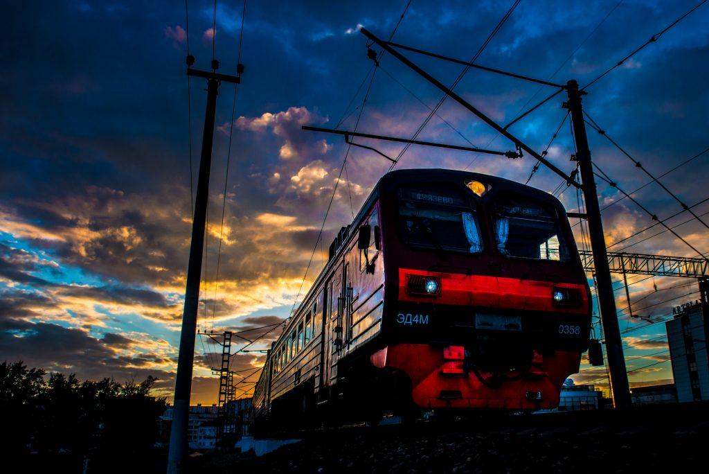 Московские электрички побьют рекорд пассажиропотока