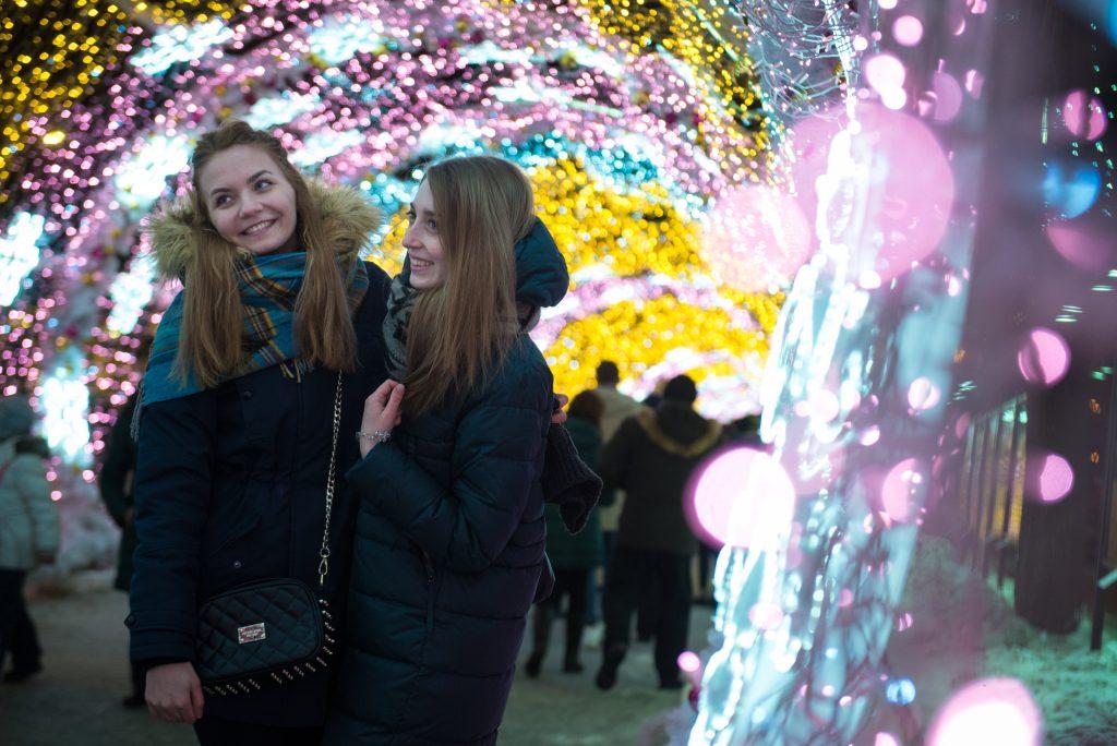 Новые площадки появились в парке Победы, «Сокольниках», «Царицыно», на ВДНХ и в других местах. Фото: «Вечерняя Москва»