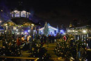Порядка 10 миллионов гостей площадок Москвы отпразднуют Новый год