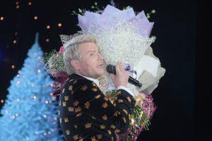 На всех площадках в округах столицы москвичей поздравят более 1 тысячи популярных певцов. Фото: «Вечерняя Москва»