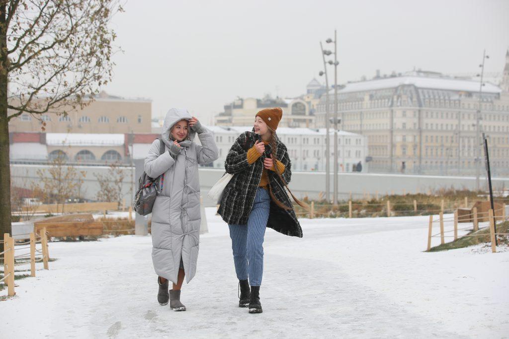 В Москве усилятся морозы и стихнет ветер