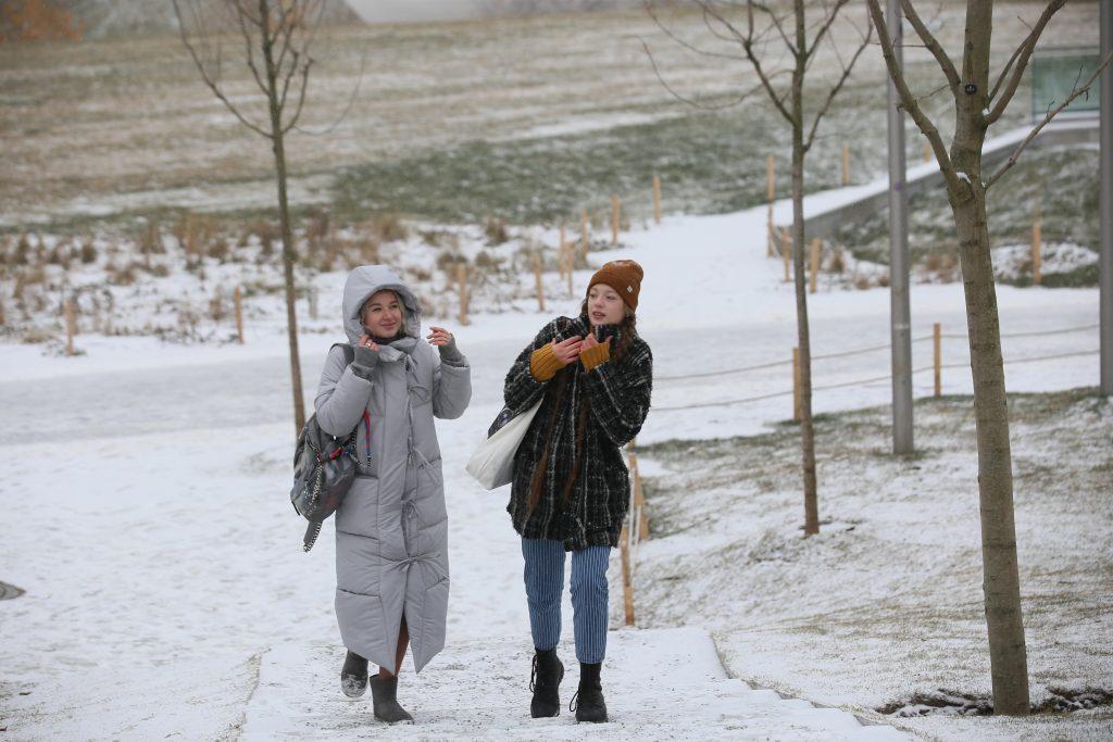 Ледяной дождь обрушится на столицу 4 декабря