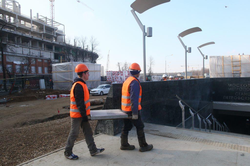 Новый складской комплекс откроют в Сосенском. Фото: архив, «Вечерняя Москва»