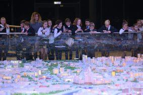 Порядка 30 тысяч человек побывали за два месяца в павильоне «Макет Москвы» на ВДНХ