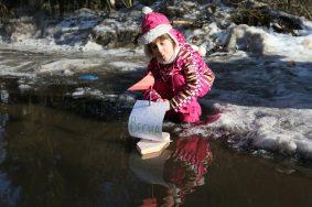 Теплая погода сохранится в Москве до конца декабря