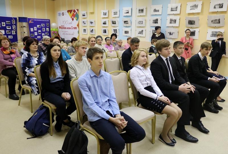 Вручение паспортов 14-летним гражданам прошло в Новой Москве