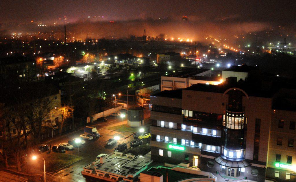 Похолодание избавит Москву от тумана к Новому году
