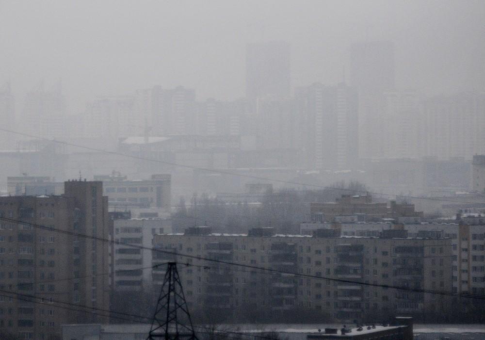 Москва окажется в плену тумана с 9 по 10 декабря