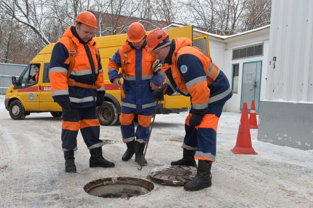 Канализацию обновят в Новой Москве