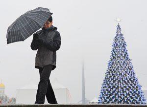 Текущий декабрь в Москве войдет в десятку самых теплых